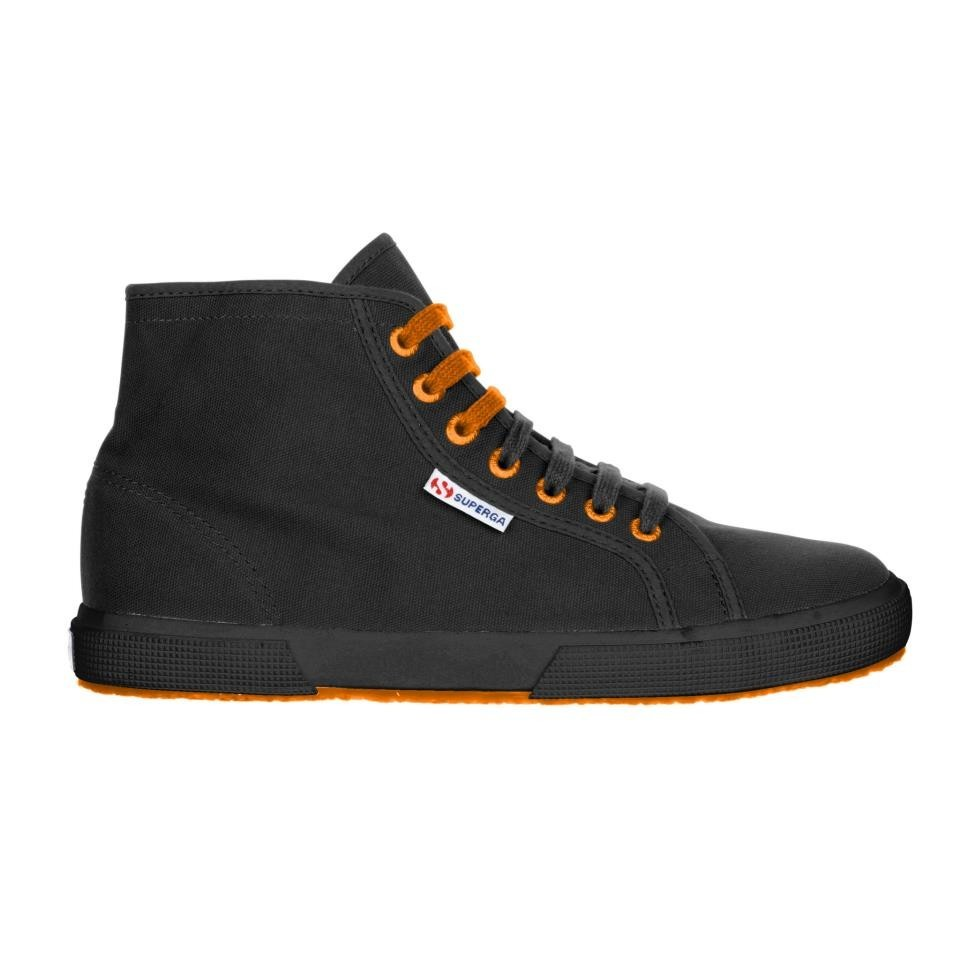 27b808288 SUPERGA HIGH CUTS BLACK-ORANGE S$79.90